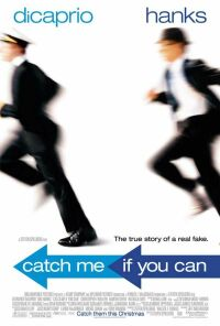 Catch Me If You Can (Teaser Poster)