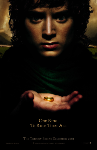 Lord of the Rings Teaser Poster Released!