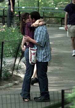 Pics Of Marisa Tomei On Set Of Anger Management